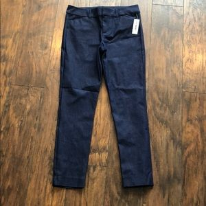 Old navy denim pixie dress pant